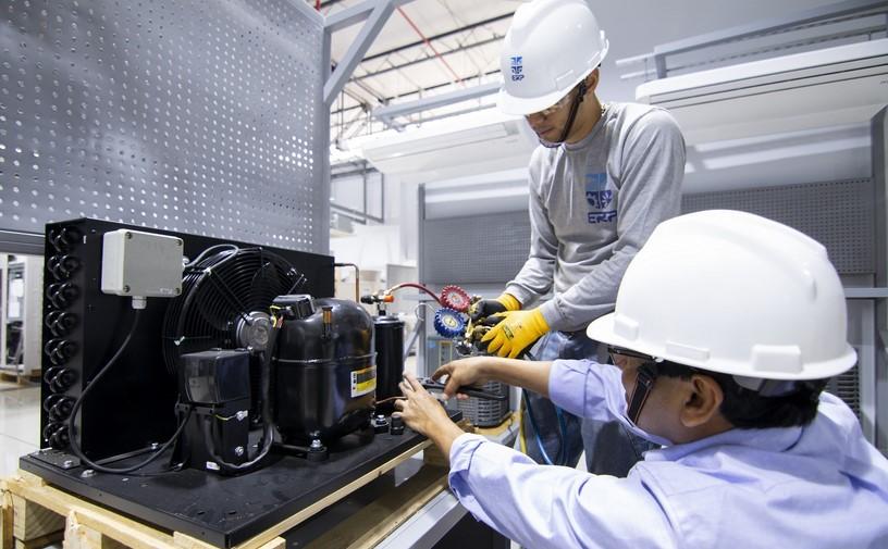 Mantenimiento aire acondicionado y refrigeración - MANTENERE